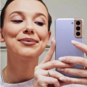 Millie Bobby Brown Nail Trend