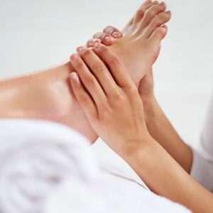 Hand and Foot Reflexology