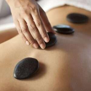 Relaxing Hot Stone Deep Penetration Massage