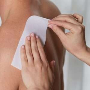painless back body hair removal