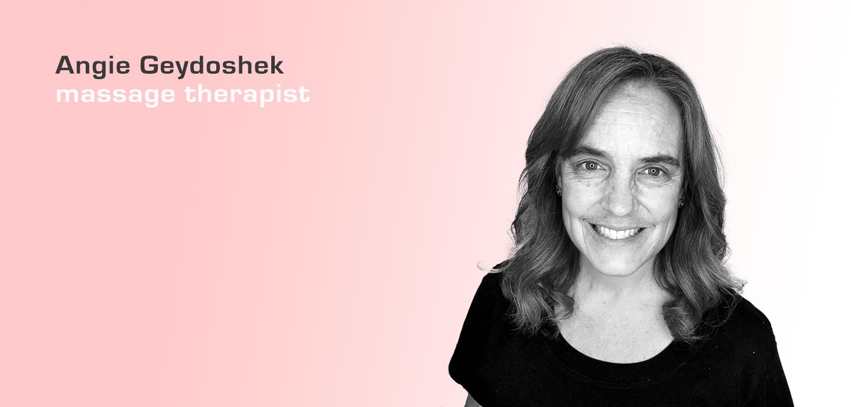 Angie Geydoshek massage