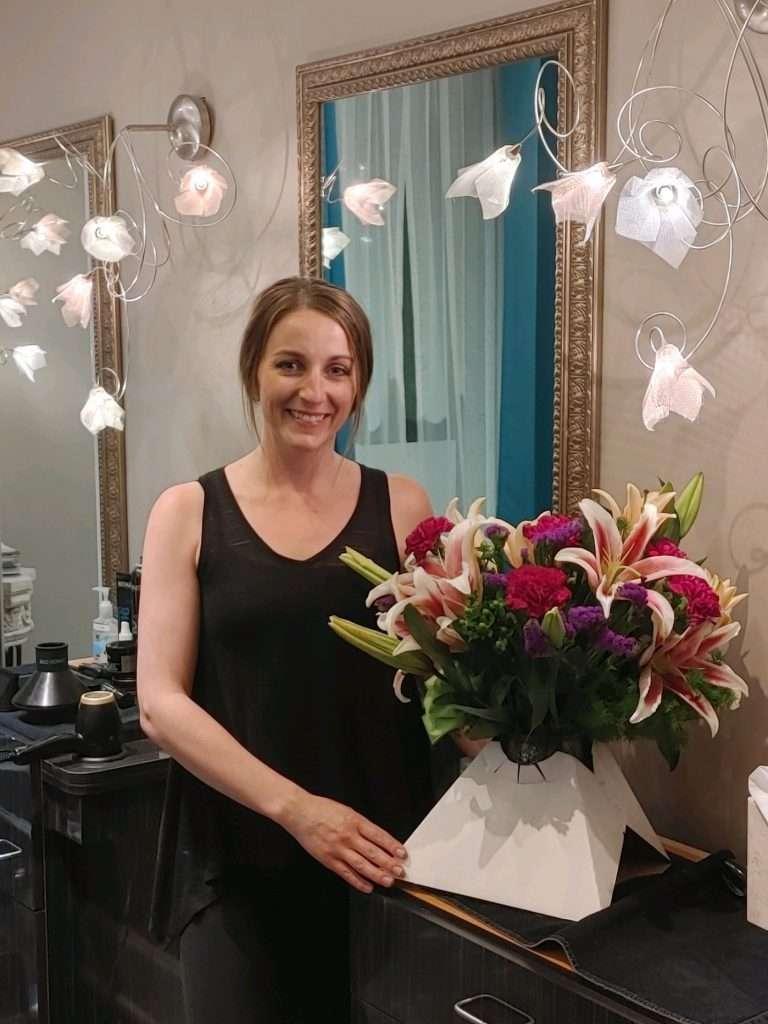 Lisa Savatski - Hair Stylist @ Bella Lei Port Washington