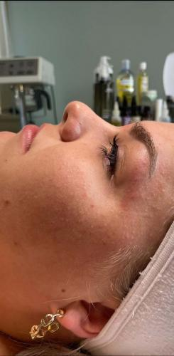 Lash Lift and Tint Side Profile (After)